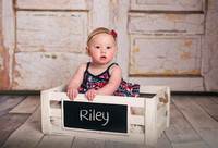 Riley is ONE!